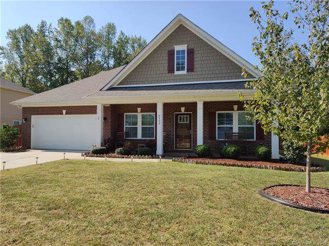 8103 Goodall Court, Mint Hill, NC 28227 (#3553887) :: BluAxis Realty