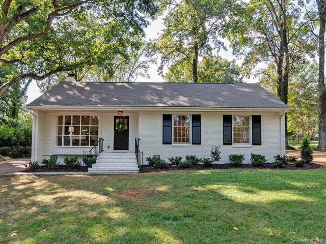 5101 Milford Road, Charlotte, NC 28210 (#3553890) :: Roby Realty