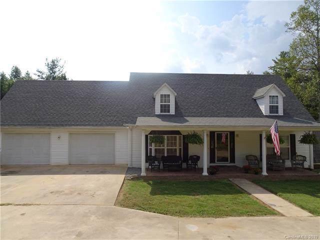 5931 Benfield Landing Road, Nebo, NC 28861 (#3553926) :: Washburn Real Estate