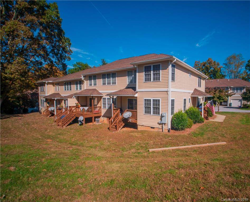 122 Farm Lane #37, Mills River, NC 28759 (#3554076) :: BluAxis Realty