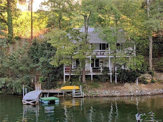 506 Memorial Highway, Lake Lure, NC 28746 (#3554105) :: Keller Williams Professionals