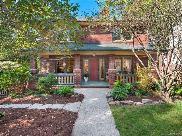121 Forest Hill Drive, Asheville, NC 28803 (#3554229) :: RE/MAX RESULTS