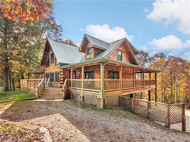 207 Longridge Lane, Waynesville, NC 28785 (#3554281) :: Carolina Real Estate Experts