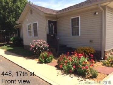 448 17th Street, Cramerton, NC 28032 (#3554368) :: Odell Realty