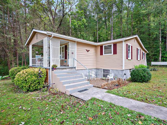 825 Lyday Loop, Pisgah Forest, NC 28768 (#3554430) :: High Performance Real Estate Advisors