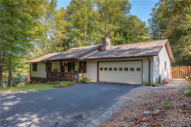 303 Scarlet Oaks Drive, Etowah, NC 28729 (#3554436) :: Stephen Cooley Real Estate Group