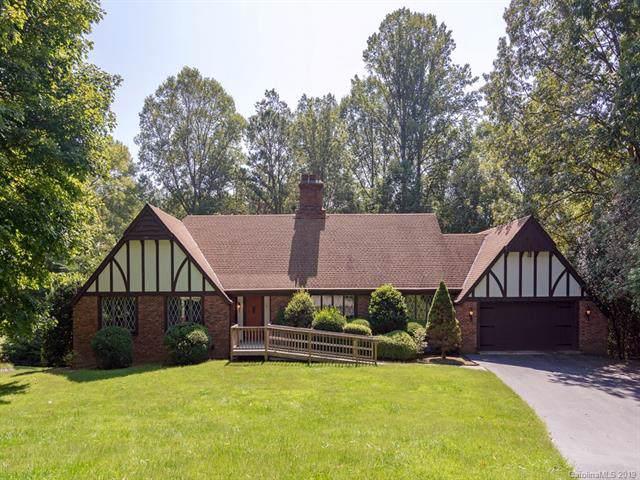 4 Lakeview Circle, Etowah, NC 28729 (#3554518) :: BluAxis Realty