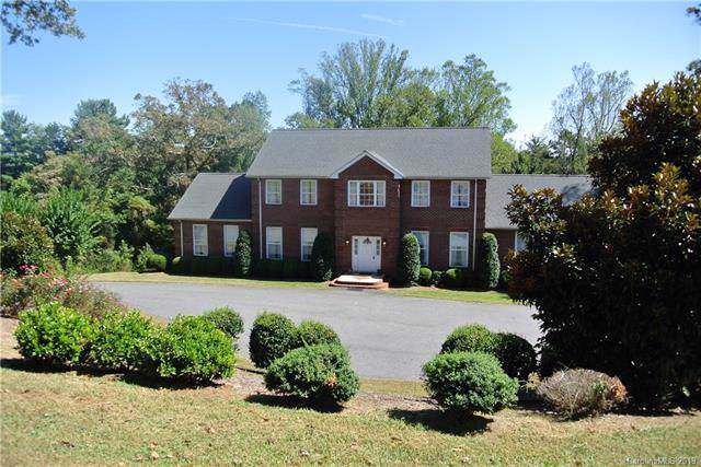 425 Hunting Drive, Rutherfordton, NC 28139 (#3554588) :: Homes Charlotte