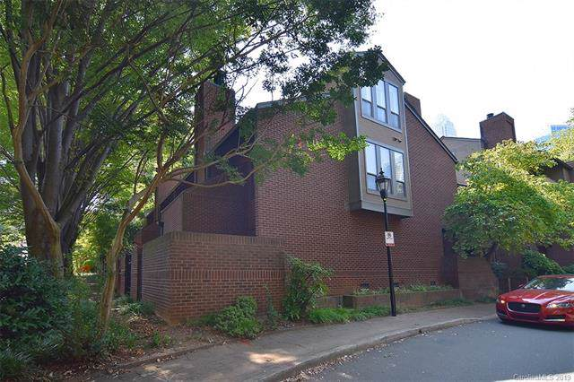 423 N Church Street 13A, Charlotte, NC 28202 (#3554602) :: Scarlett Property Group