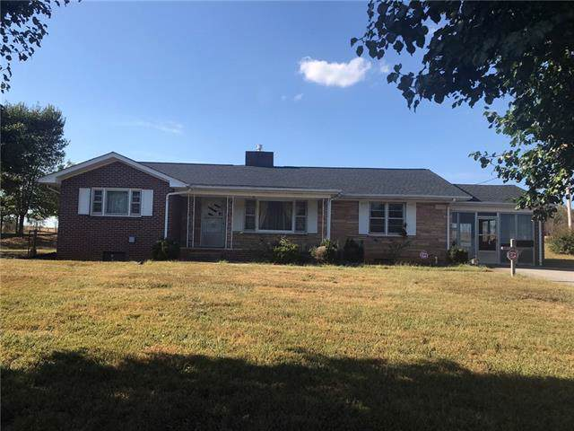 1557 Union Baptist Church Road, Hamptonville, NC 27020 (#3554661) :: Carlyle Properties
