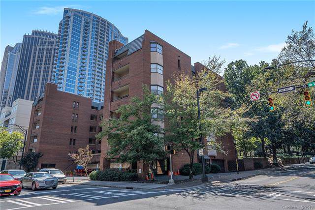 224 N Poplar Street #29, Charlotte, NC 28202 (#3554664) :: Scarlett Property Group