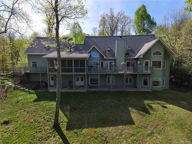 1473 Indian Camp Mountain Road, Rosman, NC 28872 (#3554703) :: Miller Realty Group