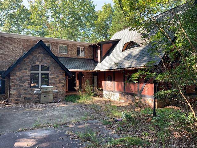 592 Hickory Grove Church Road, Columbus, NC 28722 (#3554805) :: Miller Realty Group