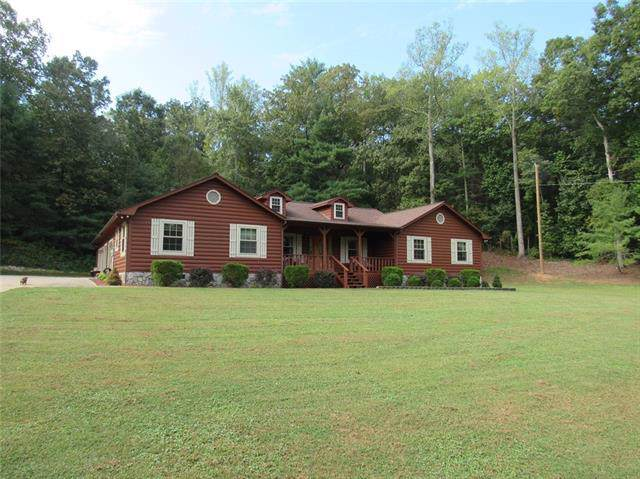 377 Birch Circle Drive, Hudson, NC 28638 (#3554856) :: Carlyle Properties
