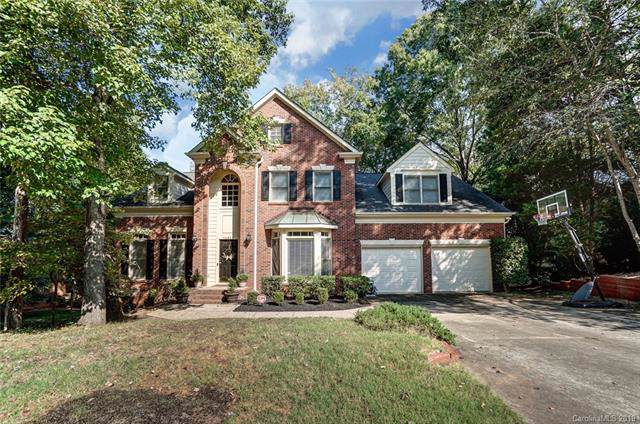 14833 Stonegreen Lane, Huntersville, NC 28078 (#3555018) :: MartinGroup Properties