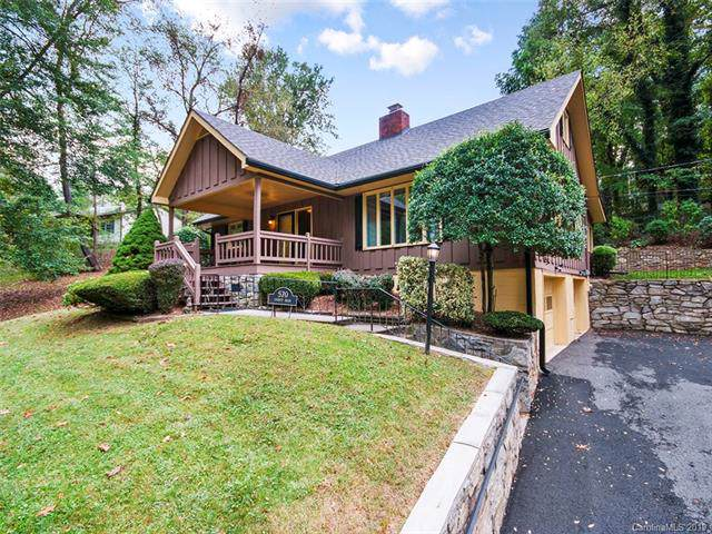570 County Road, Waynesville, NC 28785 (#3555033) :: Keller Williams Professionals