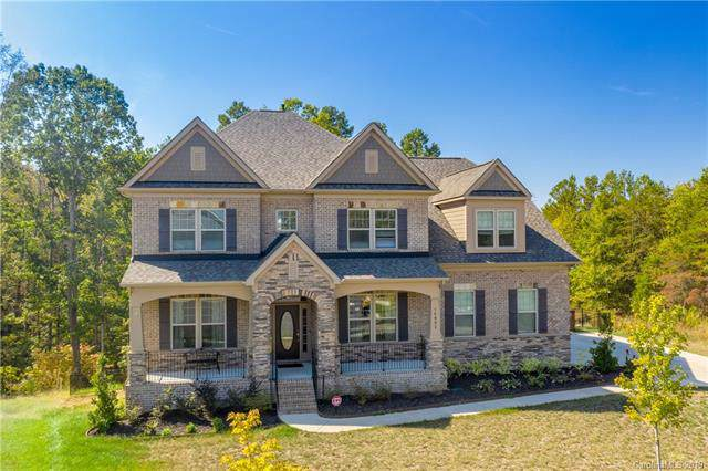14002 Salem Ridge Road, Huntersville, NC 28078 (#3555119) :: Odell Realty