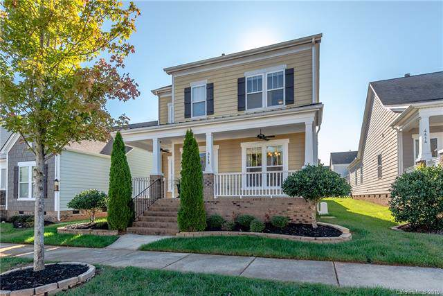 4418 Patriots Hill Road, Mint Hill, NC 28227 (#3555135) :: LePage Johnson Realty Group, LLC