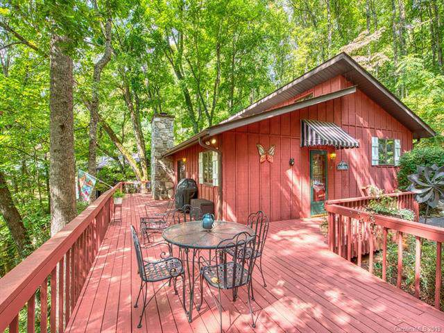 125 Deer Creek Trail, Maggie Valley, NC 28751 (#3555140) :: Carver Pressley, REALTORS®