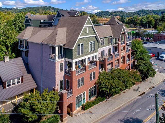 190 Broadway Street #307, Asheville, NC 28801 (#3555210) :: High Performance Real Estate Advisors