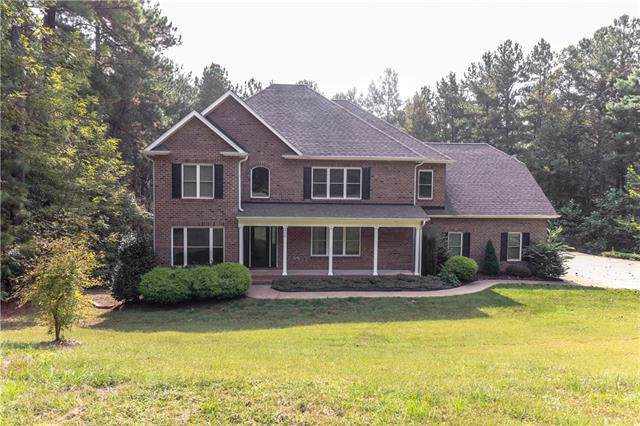 206 Ridge Top Drive, Connelly Springs, NC 28612 (#3555225) :: Cloninger Properties