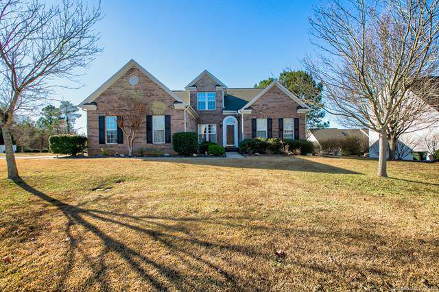 1017 Pepperwood Place, Lake Wylie, SC 29710 (#3555260) :: Carlyle Properties