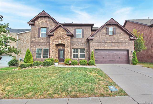 9626 Harvest Pond Drive, Concord, NC 28027 (#3555291) :: Team Honeycutt