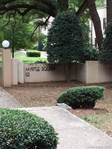 1121 Myrtle Avenue Bldg B1/#69, Charlotte, NC 28203 (#3555307) :: Roby Realty