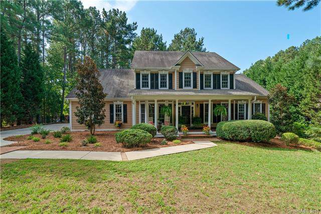 9175 Fair Oak Drive #91, Sherrills Ford, NC 28673 (#3555365) :: Carver Pressley, REALTORS®