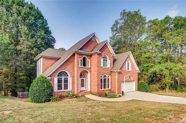 5029 Chestnut Knoll Lane, Charlotte, NC 28269 (#3555366) :: Stephen Cooley Real Estate Group