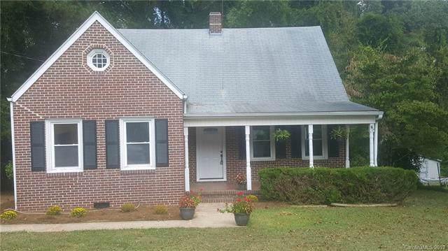 606 Woodland Avenue, Wadesboro, NC 28170 (#3555376) :: Rinehart Realty