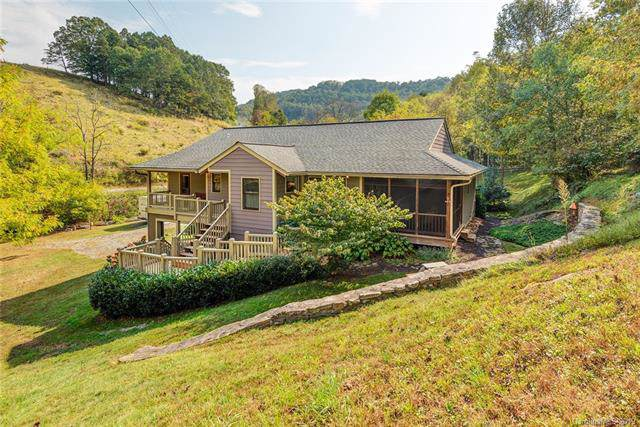 276 Morgan Branch Road, Marshall, NC 28753 (#3555382) :: SearchCharlotte.com