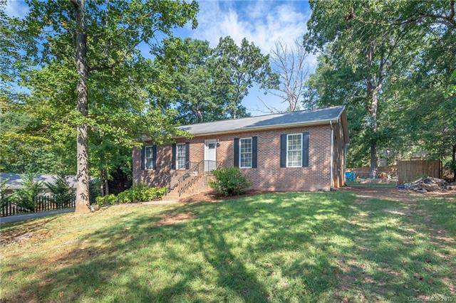2973 Village Drive #19, Morganton, NC 28655 (#3555594) :: LePage Johnson Realty Group, LLC