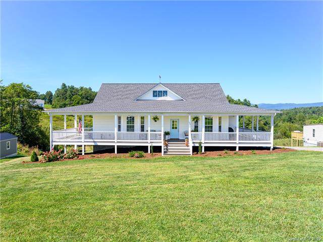 274 Tipton Hill Road, Leicester, NC 28748 (#3555646) :: Rinehart Realty
