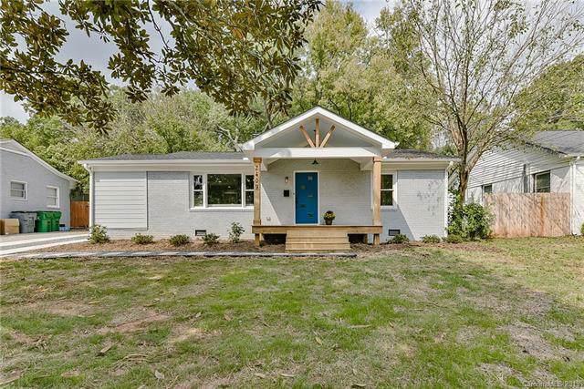 2409 Shamrock Drive, Charlotte, NC 28205 (#3555687) :: Robert Greene Real Estate, Inc.