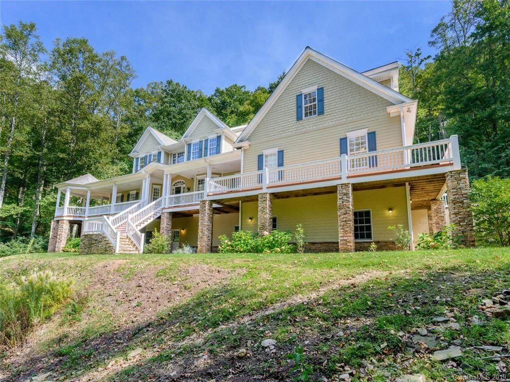 18 Woodsong Drive, Asheville, NC 28803 (#3555780) :: Robert Greene Real Estate, Inc.