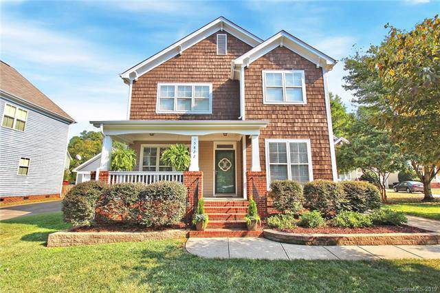 15822 Kelly Park Circle, Huntersville, NC 28078 (#3555795) :: Team Honeycutt