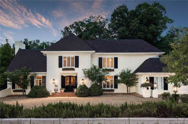 3610 Columbine Circle, Charlotte, NC 28211 (#3555837) :: Charlotte Home Experts