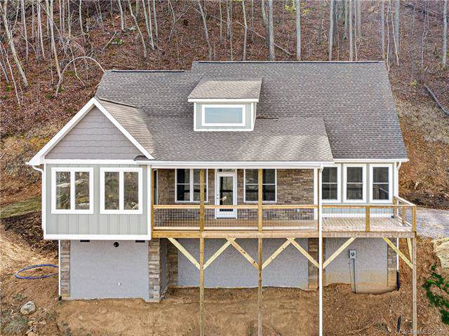 20 Tranquil Forest Way #1, Asheville, NC 28804 (#3555983) :: Roby Realty