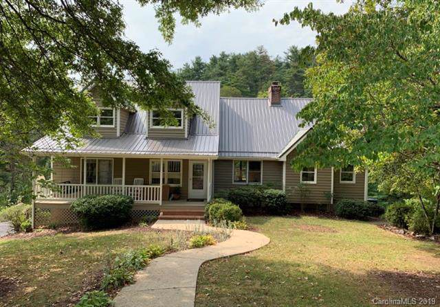 6 Indian Trail, Weaverville, NC 28787 (#3556053) :: Keller Williams Professionals