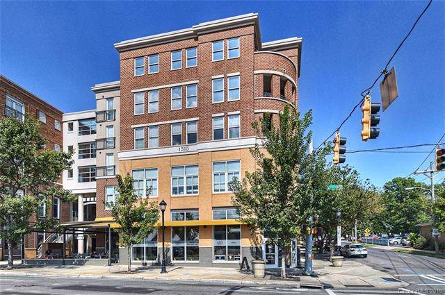 1315 East Boulevard #401, Charlotte, NC 28203 (#3556079) :: LePage Johnson Realty Group, LLC