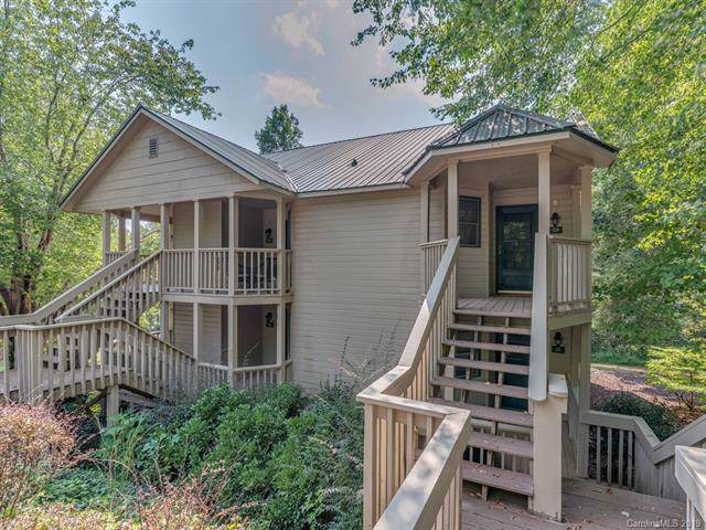 160 Whitney Boulevard #24, Lake Lure, NC 28746 (#3556097) :: Puma & Associates Realty Inc.