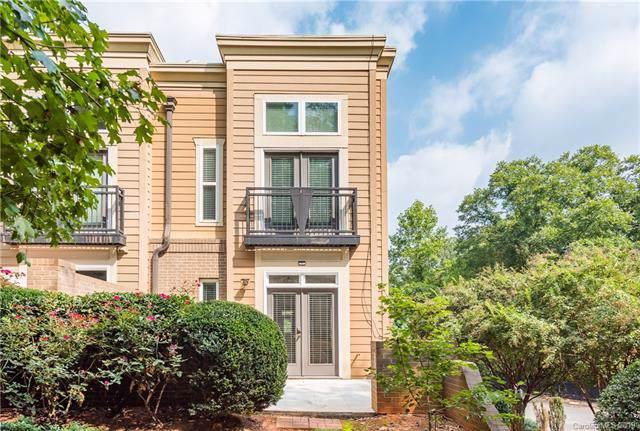 239 N Dotger Avenue F1, Charlotte, NC 28207 (#3556098) :: Stephen Cooley Real Estate Group