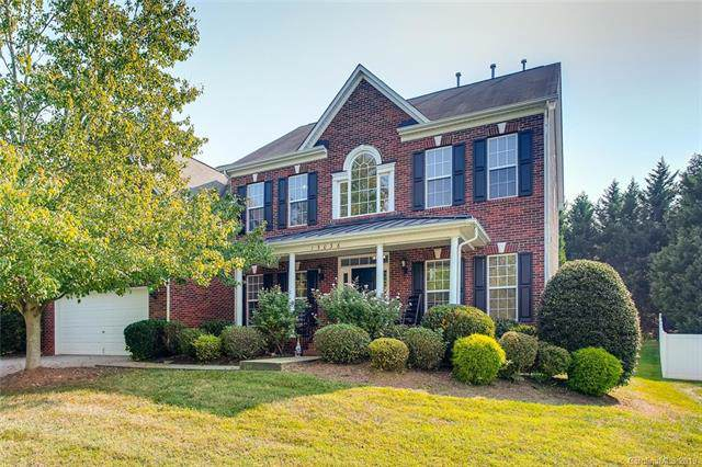 13036 Phillips Road, Matthews, NC 28105 (#3556164) :: Rinehart Realty