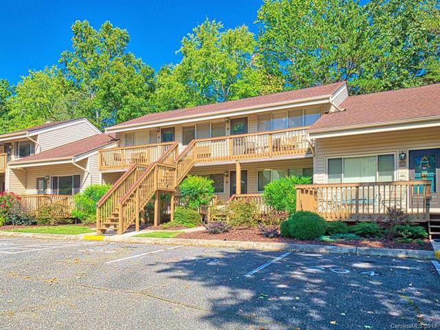 118 West Lake Drive N #206, Lake Lure, NC 28746 (#3556286) :: Keller Williams Professionals