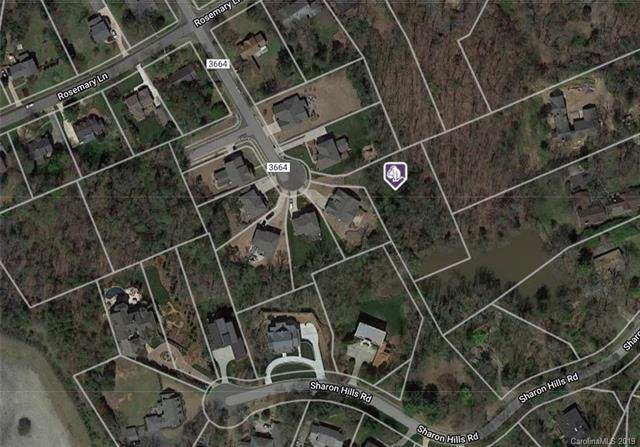 6521 Saint John Lane #6, Charlotte, NC 28210 (#3556347) :: Rinehart Realty