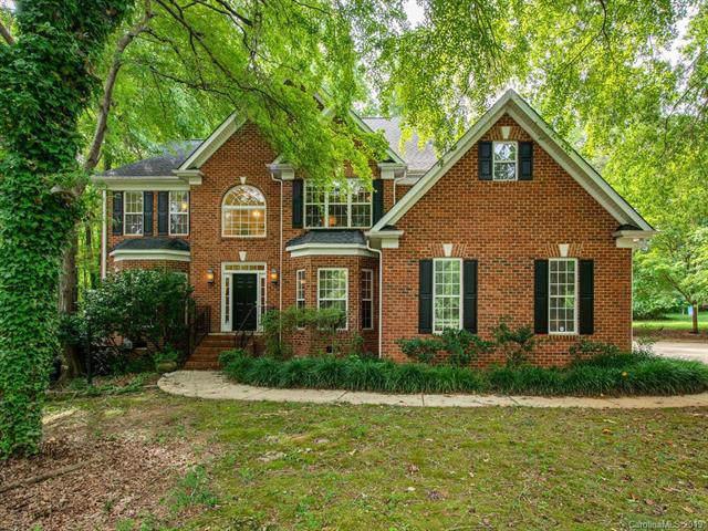 3417 Weddington Oaks Drive, Matthews, NC 28104 (#3556358) :: Robert Greene Real Estate, Inc.