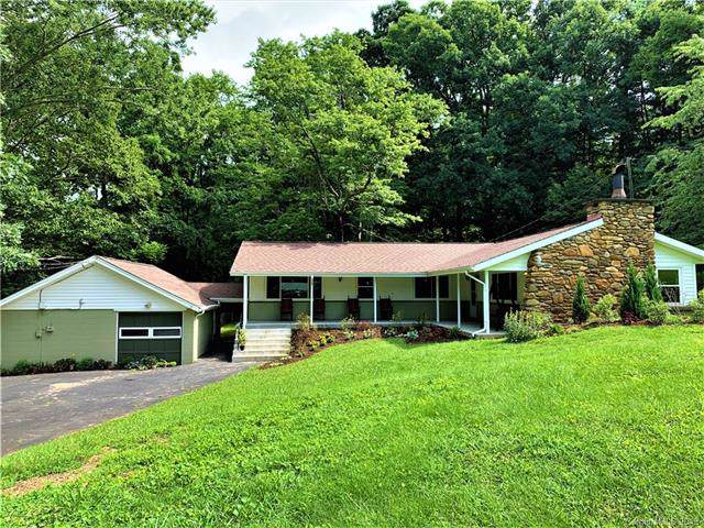 41 Oakdale Drive, Candler, NC 28715 (#3556390) :: Exit Realty Vistas