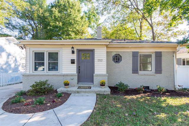 1717 Matheson Avenue, Charlotte, NC 28205 (#3556394) :: LePage Johnson Realty Group, LLC