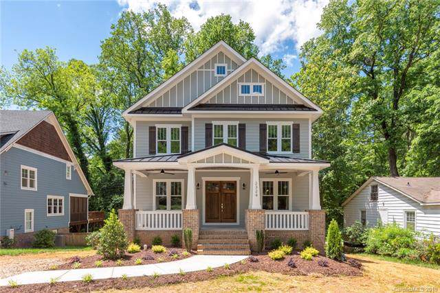 2324 Kingsbury Drive, Charlotte, NC 28205 (#3556452) :: Ann Rudd Group